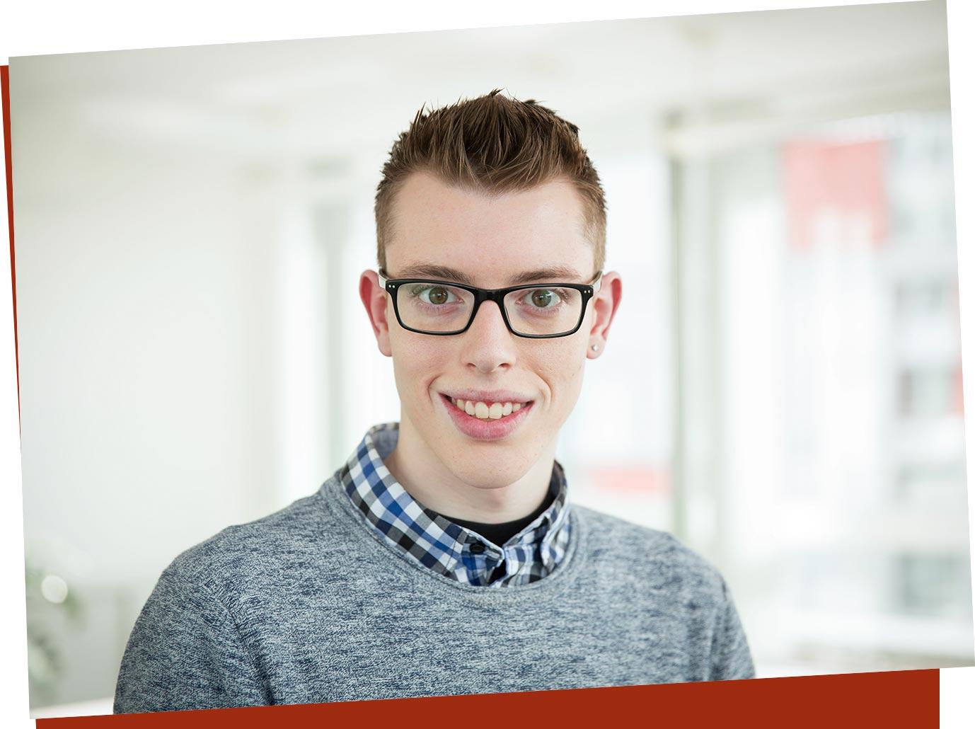 Ben, Fachinformatiker für Systemintegration