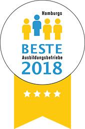 EOS: bester Ausbildungsbetrieb 2018