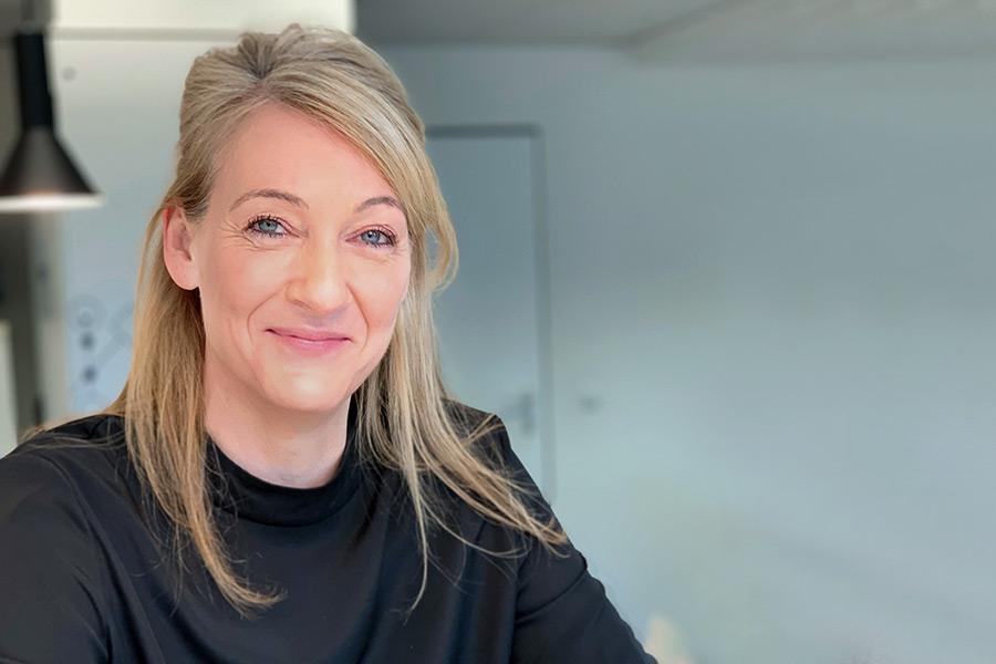 Andrea, Geschäftsführerin & Bereichsleiterin