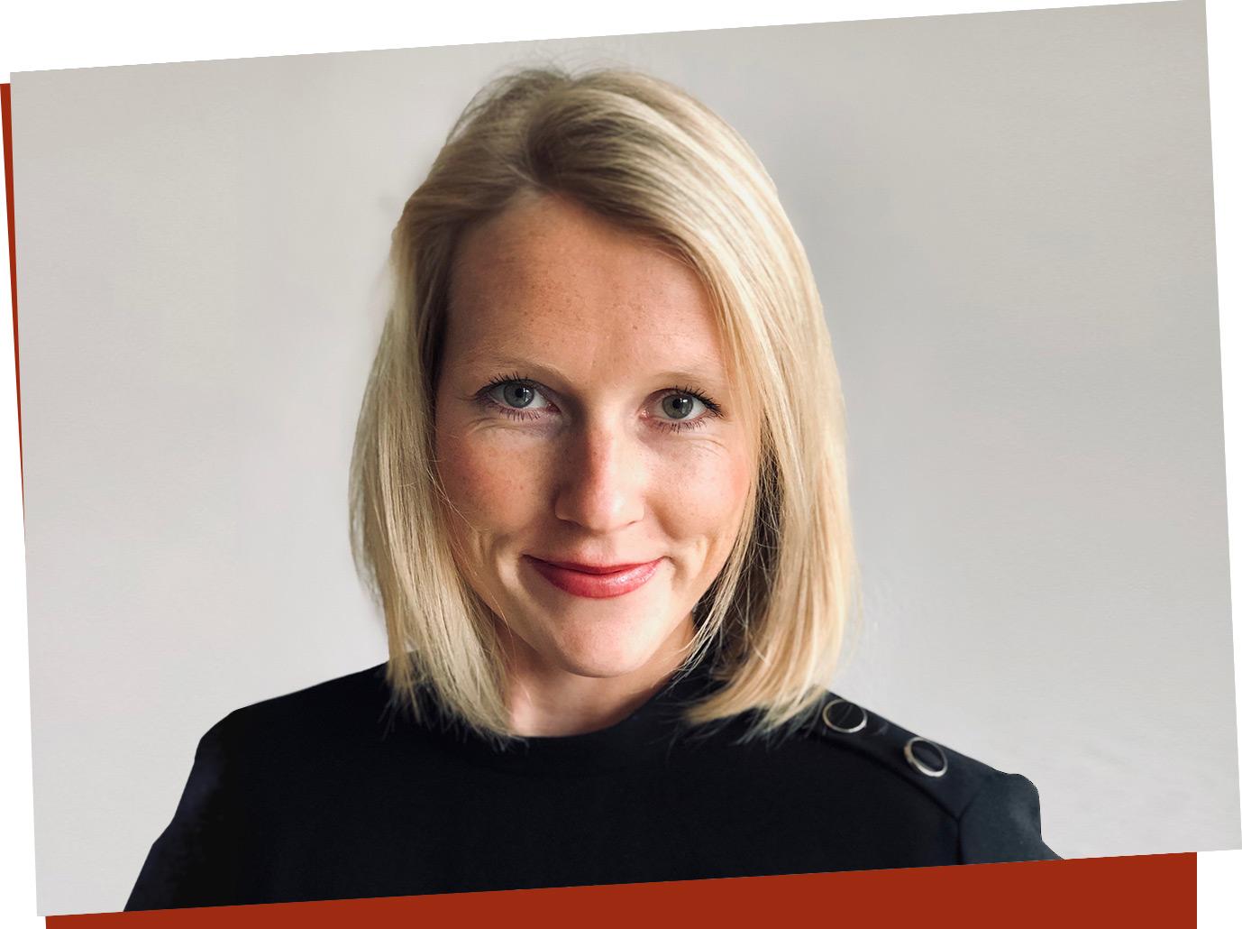 Janne, Consultant People & Development
